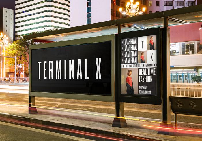 Terminal X identity 9