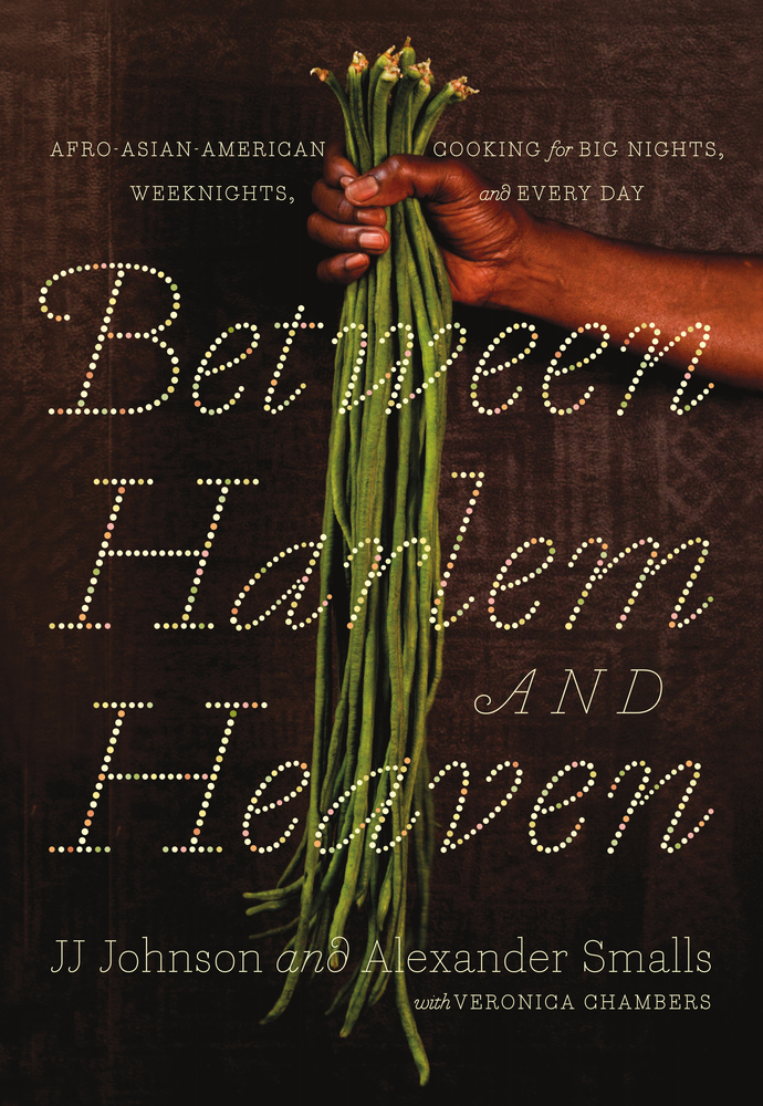 Between Harlem and Heaven – JJ Johnson and Alexander Smalls with Veronica Chambers 2