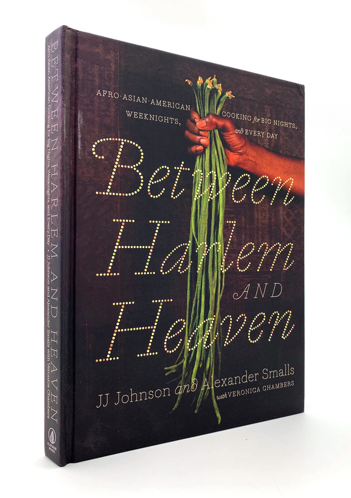 Between Harlem and Heaven – JJ Johnson and Alexander Smalls with Veronica Chambers 1