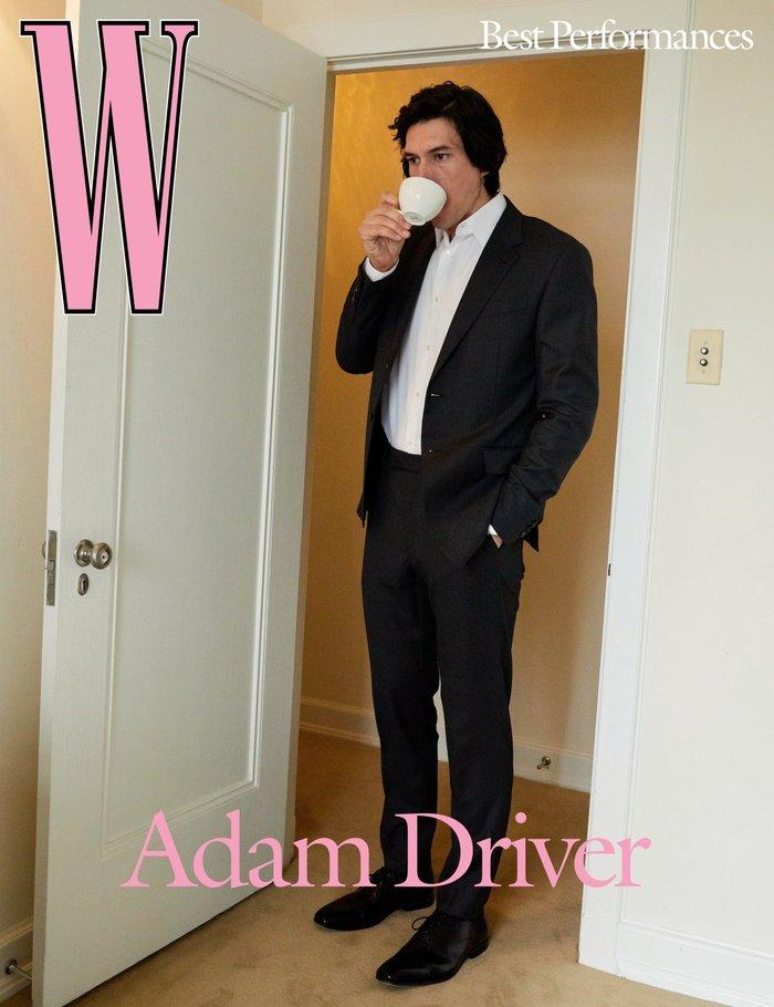 """W Magazine, January 2020, """"Best Performances"""" 4"""