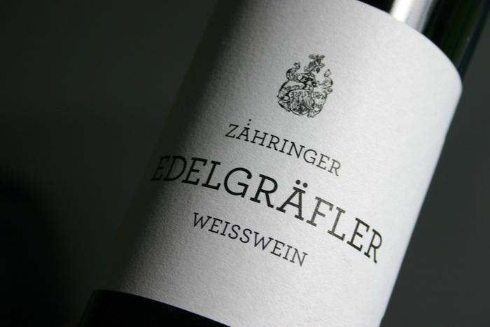 Zähringer Edelgräfler wines 1