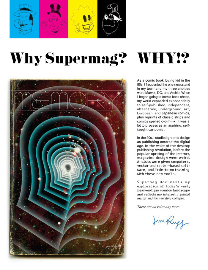SUPERMAG, no. 1 4
