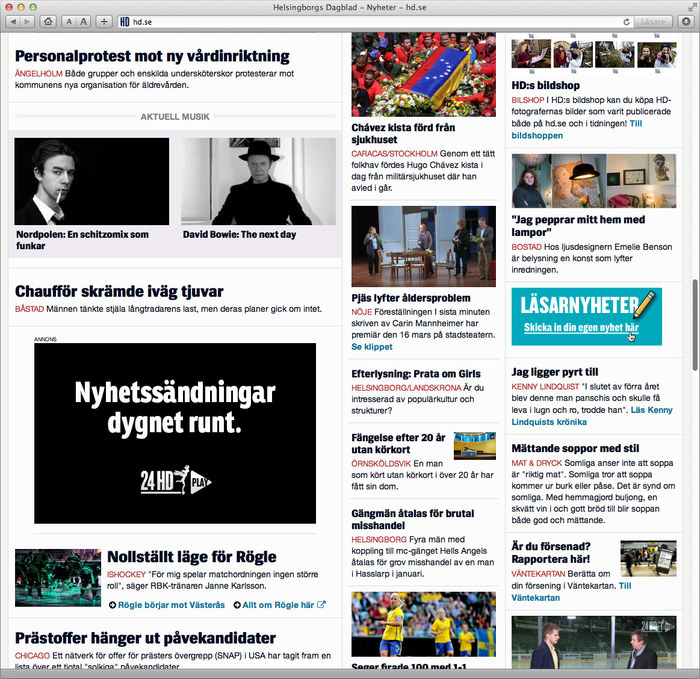HD.se – Helsingborgs Dagblad