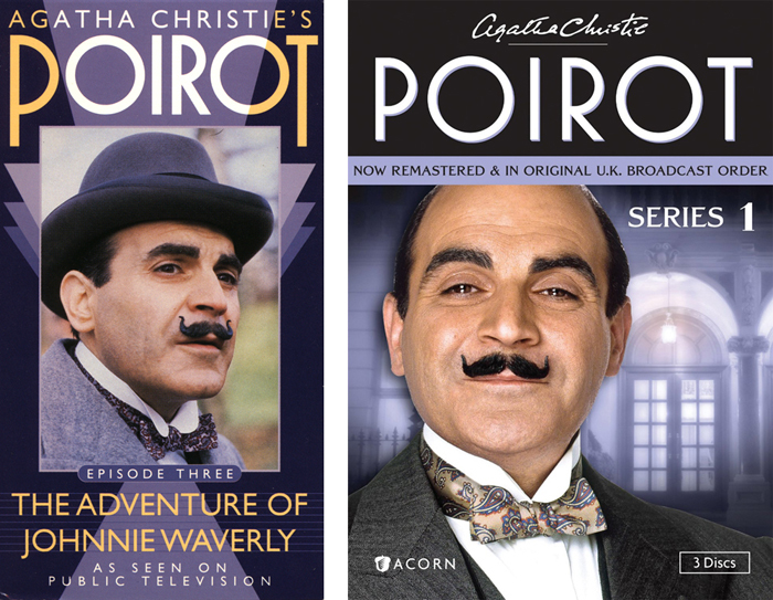Poirot Series 1 DVD Set