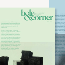 <cite>Hole & Corner</cite>