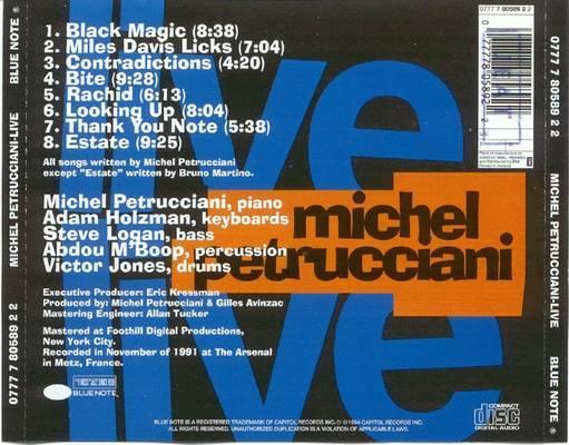 Michel Petrucciani Live 3
