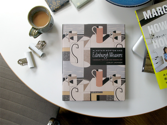 Alastair Morton & Edinburgh Weavers by Lesley Jackson 2