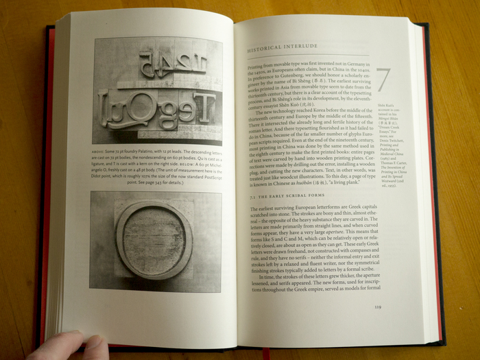 The Elements of Typographic Style, 4th Edition by Robert Bringhurst 5