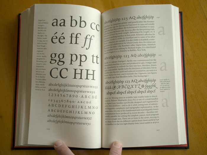 The Elements of Typographic Style, 4th Edition by Robert Bringhurst 6