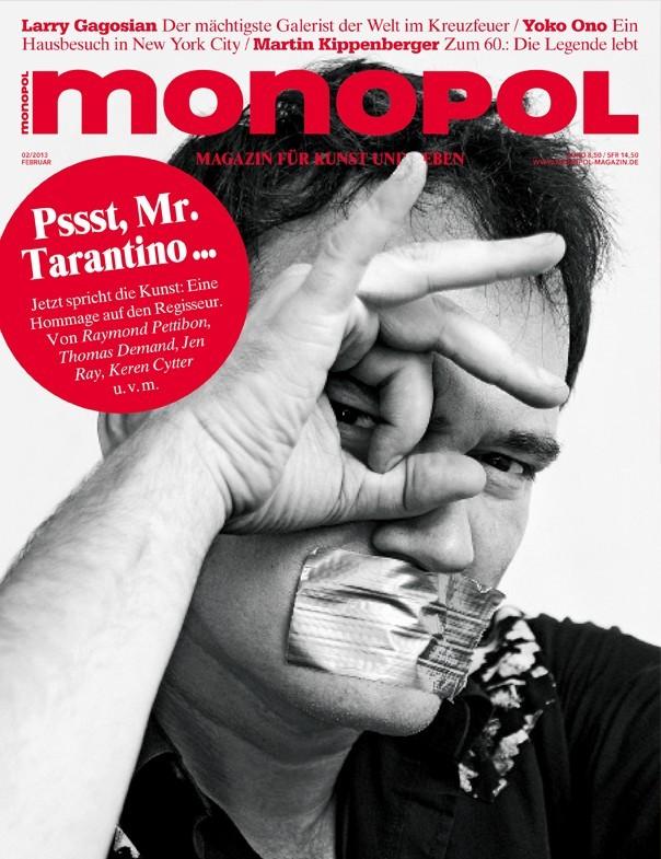 Monopol magazine covers 4