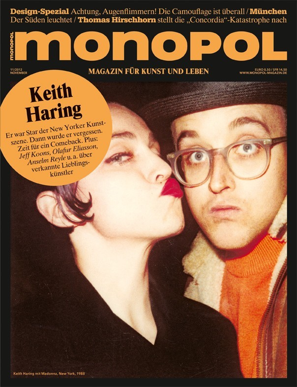 Monopol magazine covers 5