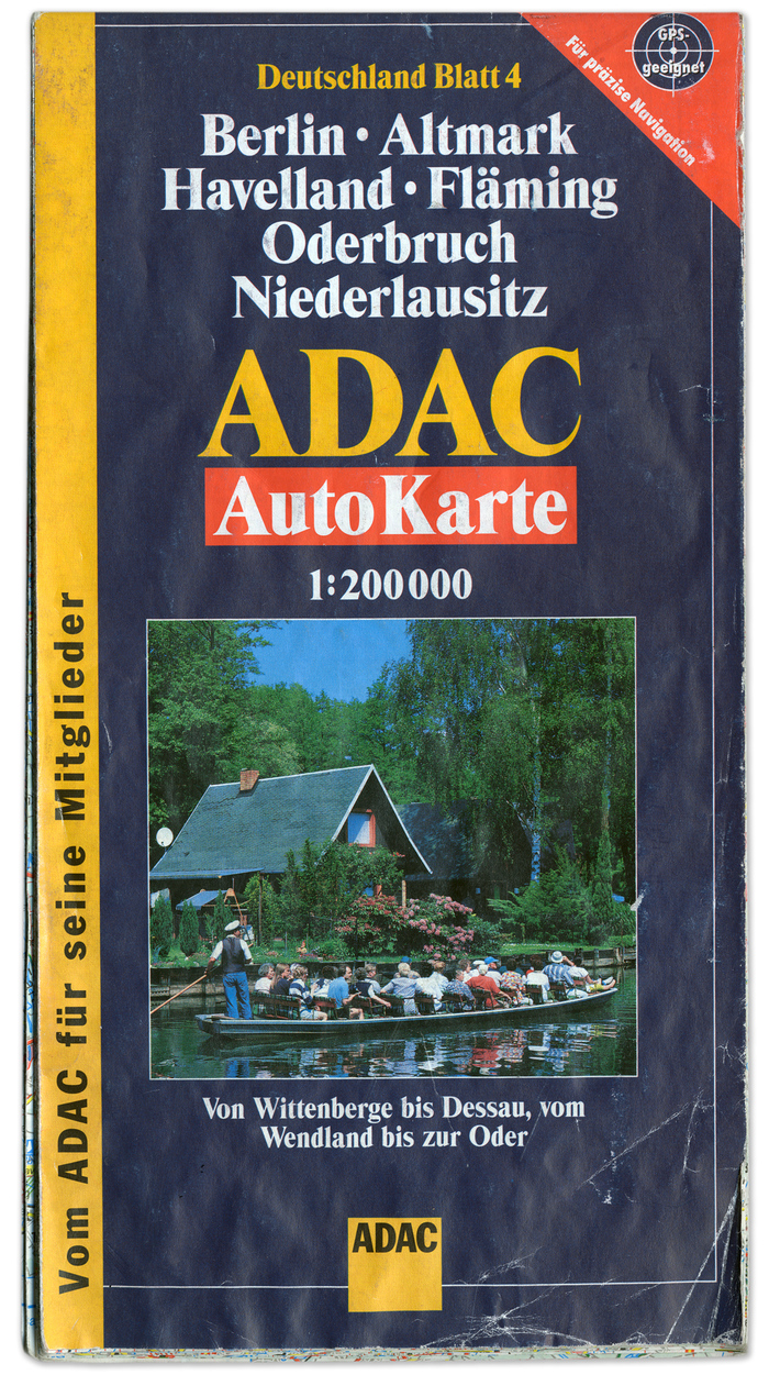 ADAC roadmaps and city guides 1