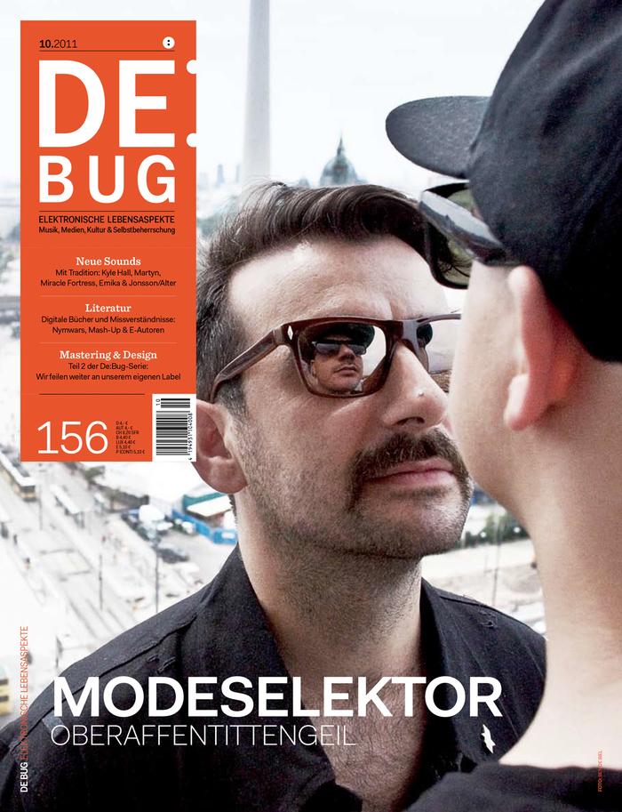 De:Bug Magazin für Elektronische Lebensaspekte 1