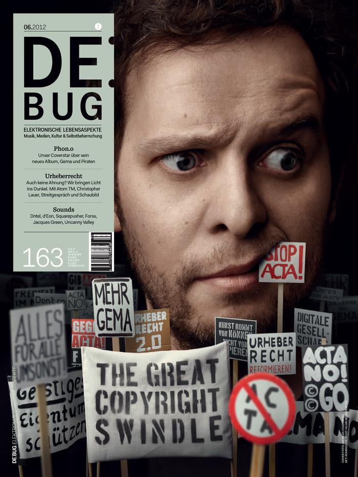 De:Bug Magazin für Elektronische Lebensaspekte 4