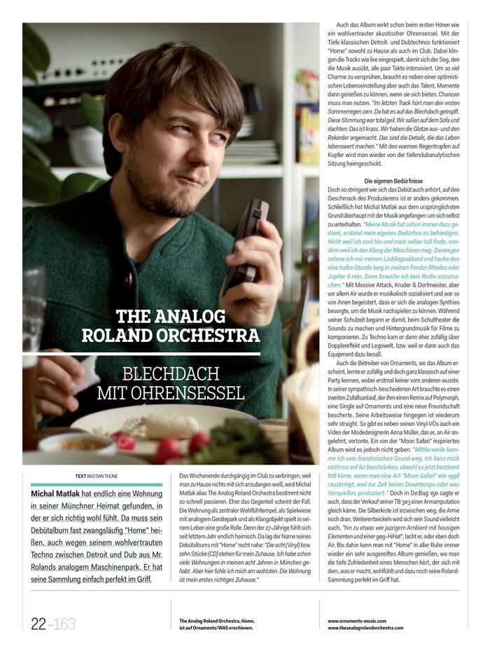 De:Bug Magazin für Elektronische Lebensaspekte 5