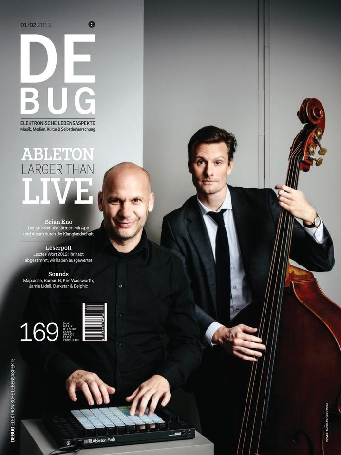 De:Bug Magazin für Elektronische Lebensaspekte 6