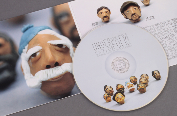 Undercover Folk by Jason Serious 4