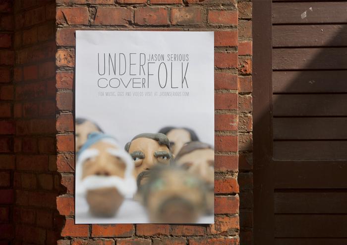 Undercover Folk by Jason Serious 5