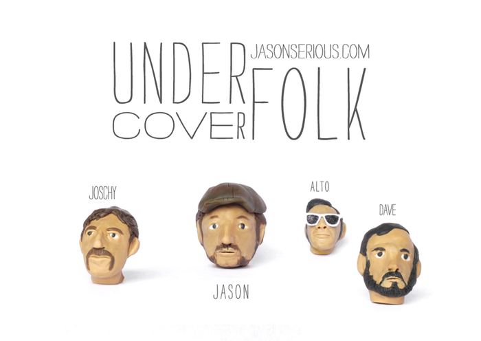 Undercover Folk by Jason Serious 6