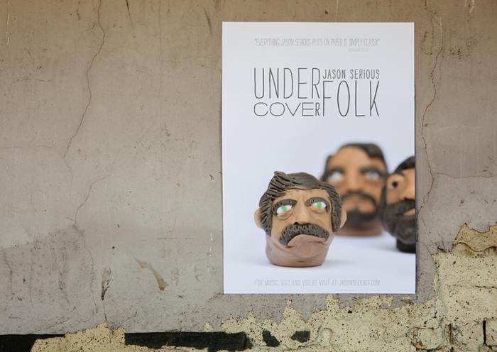 Undercover Folk by Jason Serious 8