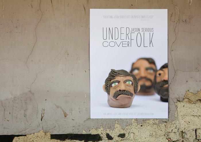 Undercover Folk by Jason Serious 8