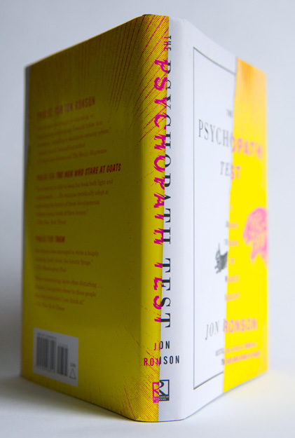 The Psychopath Test, Riverhead Books Edition 2