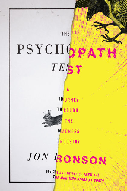 The Psychopath Test, Riverhead Books Edition 4