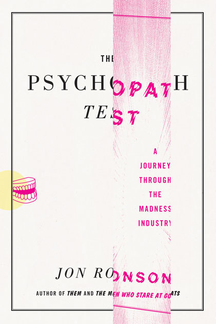 The Psychopath Test, Riverhead Books Edition 3