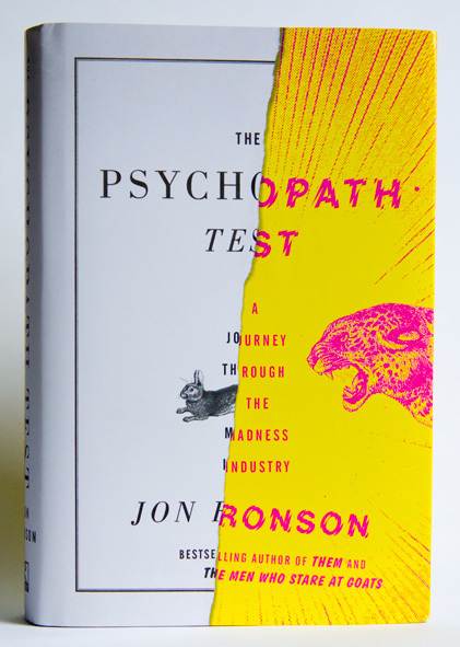 The Psychopath Test, Riverhead Books Edition 6