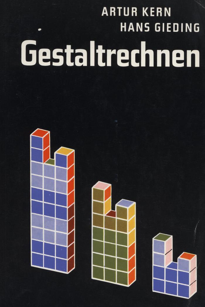 Gestaltrechnen by Artur Kern & Hans Gieding