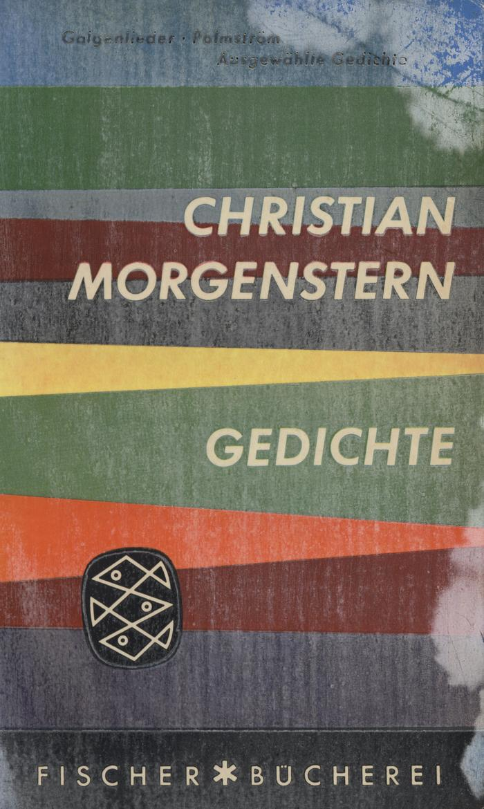Gedichte by Christian Morgenstern