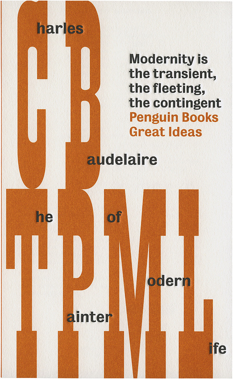 The Painter of Modern Life, Penguin Books Great Ideas Edition