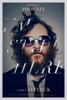 <cite>I'm Still Here</cite> movie poster
