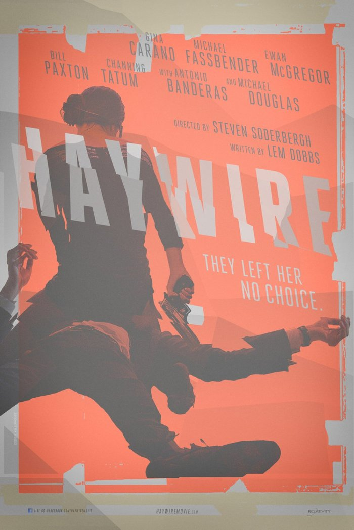 Haywire Movie Poster 1