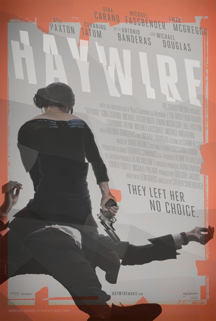 Haywire Movie Poster 2