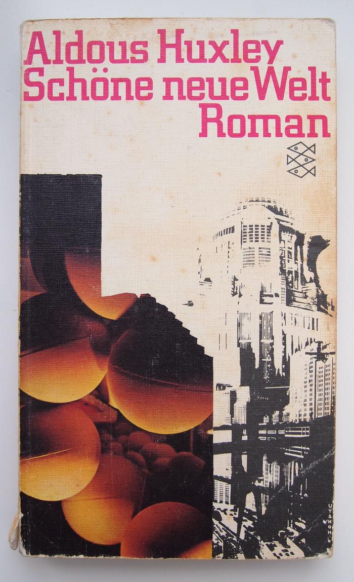 Schöne neue Welt, 1974 Fischer edition