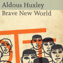 <cite>Brave New World,</cite> 1965 Penguin edition