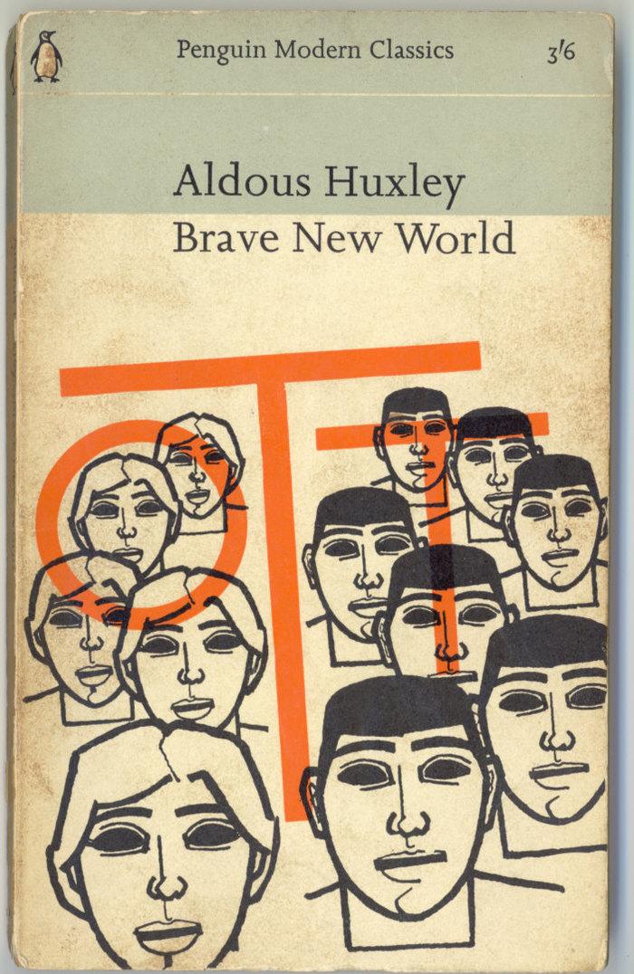 Brave New World, 1965 Penguin edition
