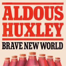 <cite>Brave New World</cite> audio book