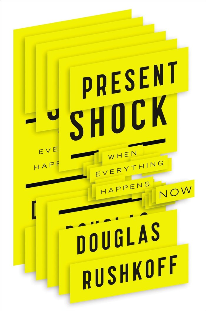 Present Shock, Penguin Current Edition