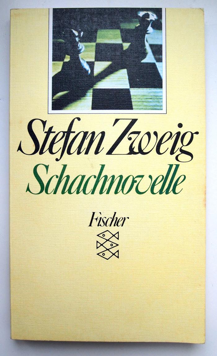 Schachnovelle – Stefan Zweig (Fischer)