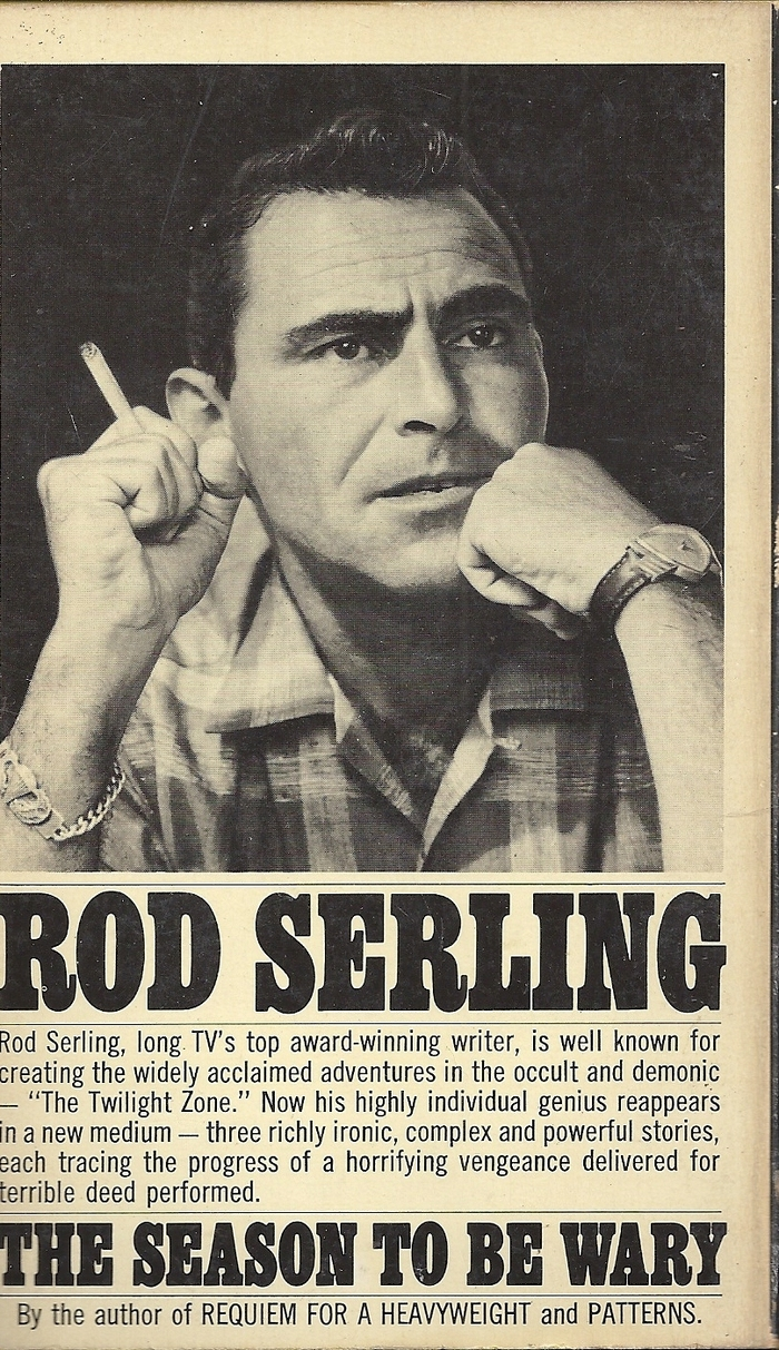 The Season to Be Wary, by Rod Serling 1