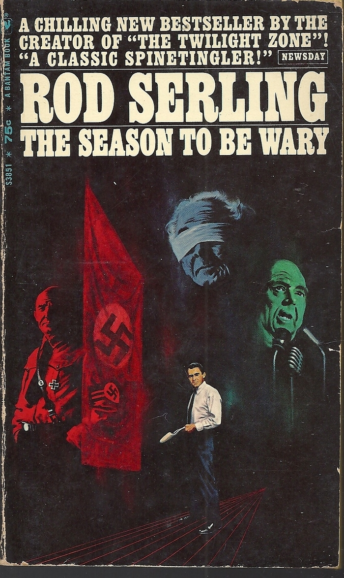 The Season to Be Wary, by Rod Serling 2