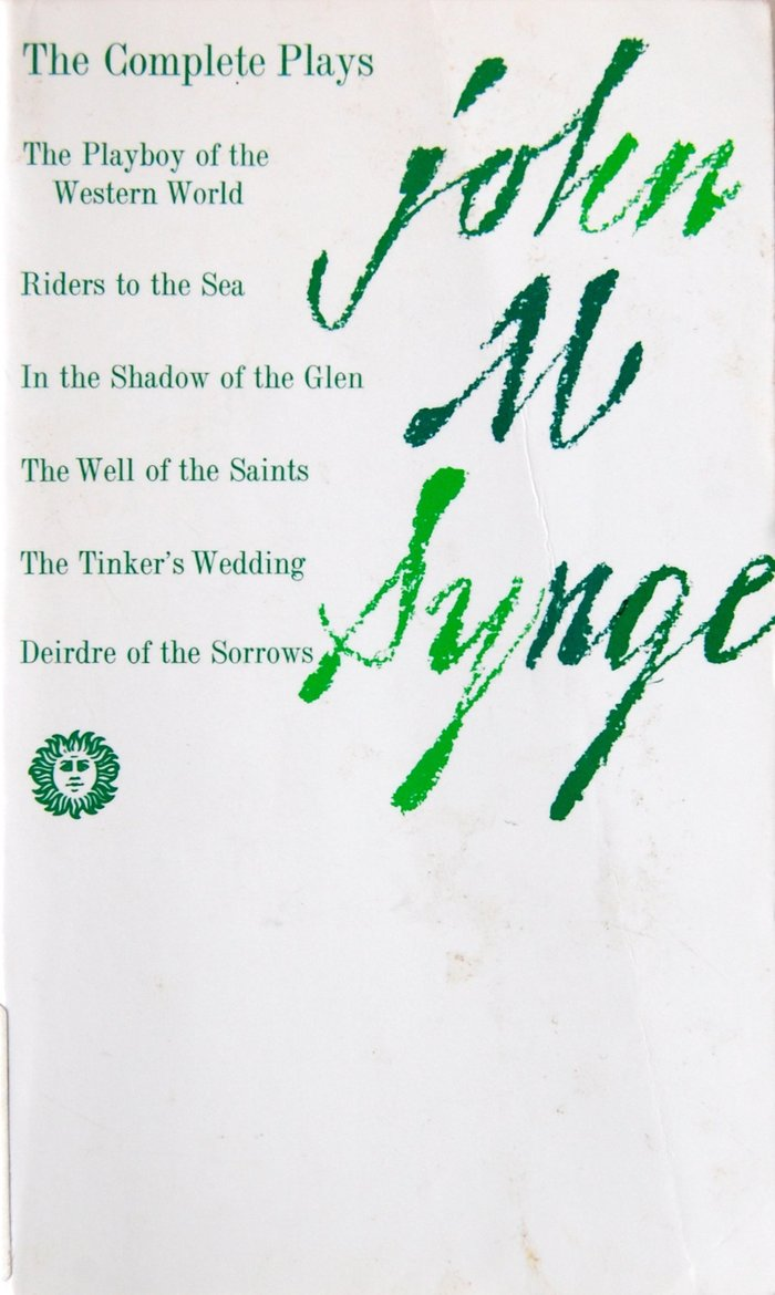 The complete plays of John M. Synge, Vintage Books Edition