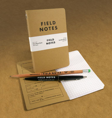 Field Notes 1