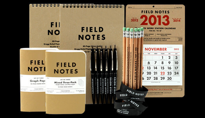 Field Notes 12