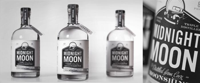 Midnight Moon Moonshine 1