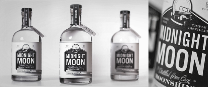 Midnight Moon Moonshine 1