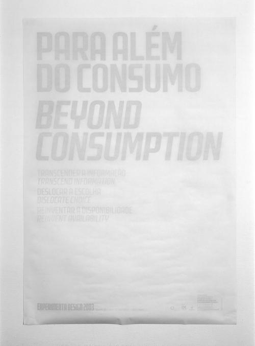 Experimenta Design 2003 Poster 1