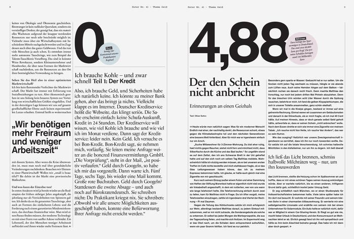 Fluter magazine 3